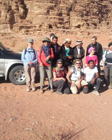 Jordan Hiking Tours